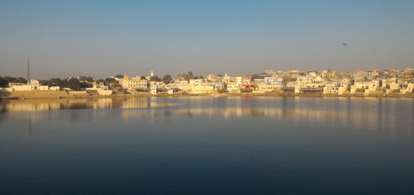 Pushkar : The Lord of the pilgrims
