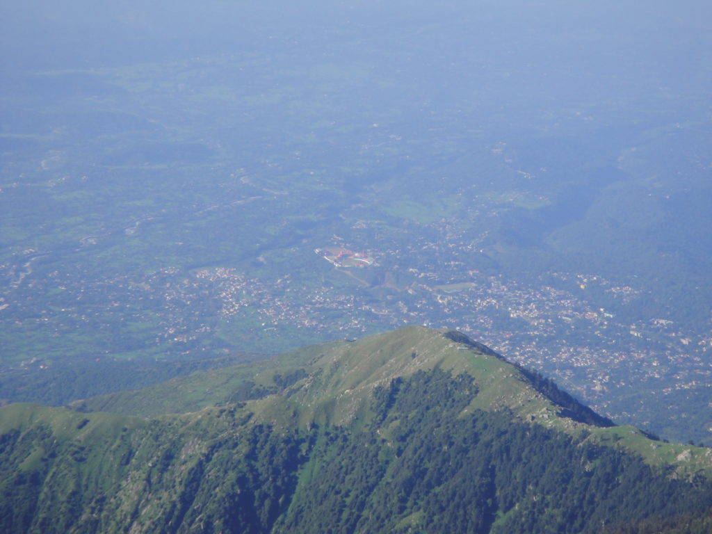 View of Dharmasala